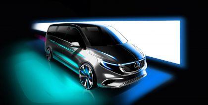 2020 Mercedes-Benz EQV 70