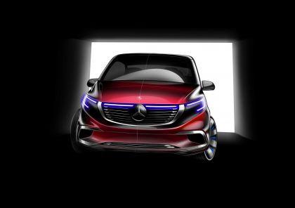 2020 Mercedes-Benz EQV 73