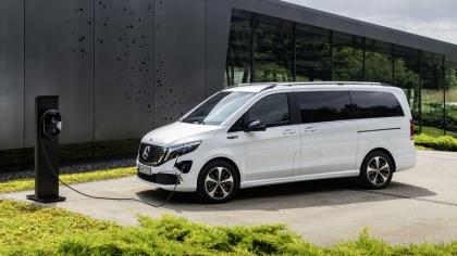 2020 Mercedes-Benz EQV 5