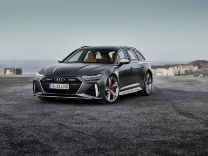 2020 Audi RS 6 Avant 4