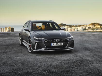 2020 Audi RS 6 Avant 5