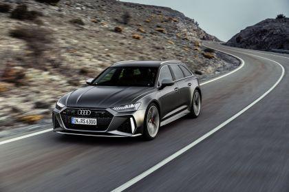 2020 Audi RS 6 Avant 8
