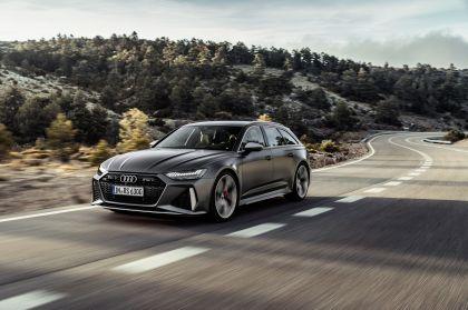 2020 Audi RS 6 Avant 11