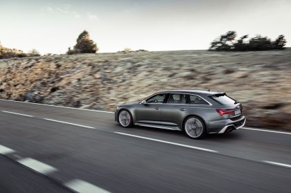 2020 Audi RS 6 Avant 14