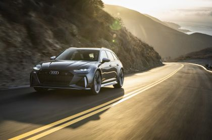 2020 Audi RS 6 Avant 19