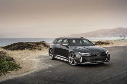2020 Audi RS 6 Avant 23