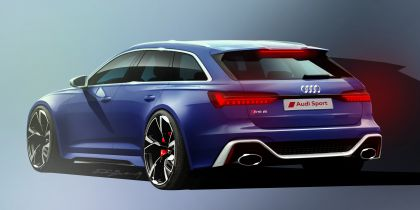 2020 Audi RS 6 Avant 78