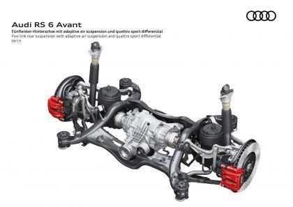 2020 Audi RS 6 Avant 81