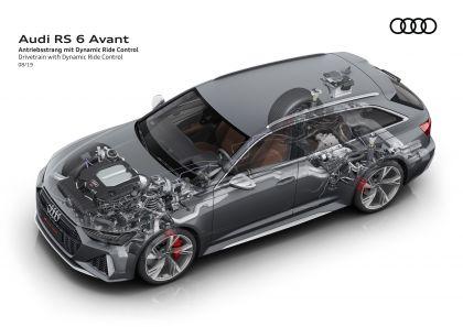 2020 Audi RS 6 Avant 93
