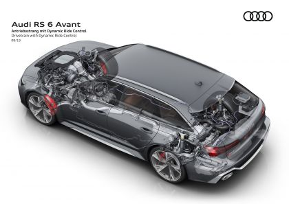 2020 Audi RS 6 Avant 94