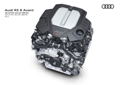 2020 Audi RS 6 Avant 99