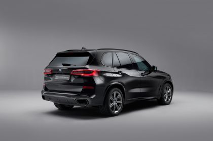 2019 BMW X5 ( G05 ) Protection VR6 3
