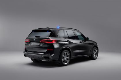2019 BMW X5 ( G05 ) Protection VR6 8