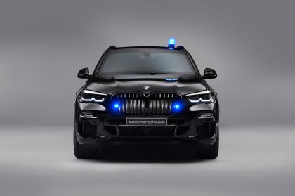 2019 BMW X5 ( G05 ) Protection VR6 9