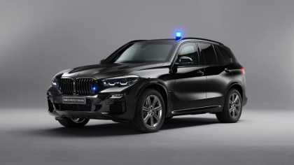 2019 BMW X5 ( G05 ) Protection VR6 7