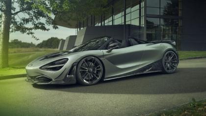 2019 McLaren 720S spider by Novitec 7