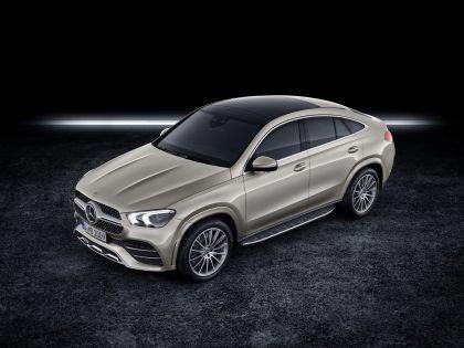 2020 Mercedes-Benz GLE coupé - USA version 2