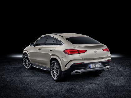 2020 Mercedes-Benz GLE coupé - USA version 3