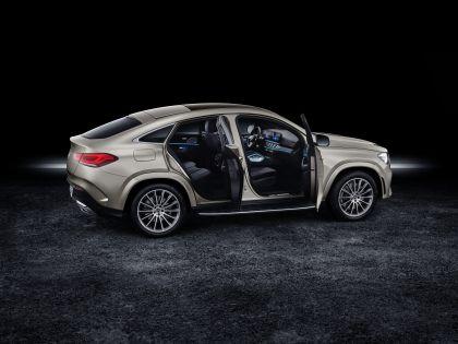 2020 Mercedes-Benz GLE coupé - USA version 7