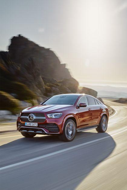 2020 Mercedes-Benz GLE coupé - USA version 19
