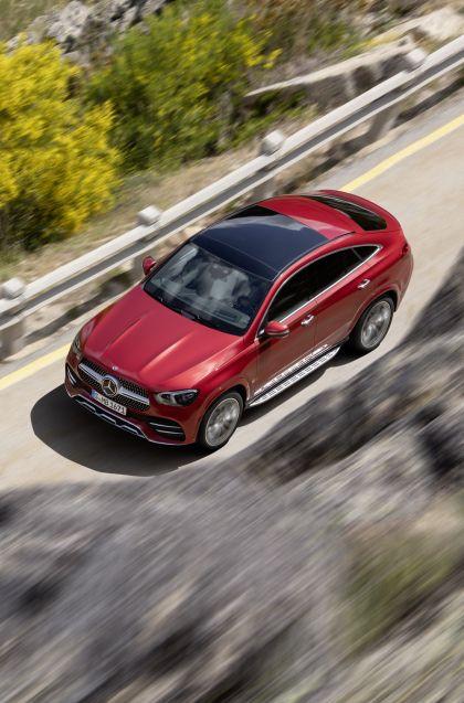 2020 Mercedes-Benz GLE coupé - USA version 34