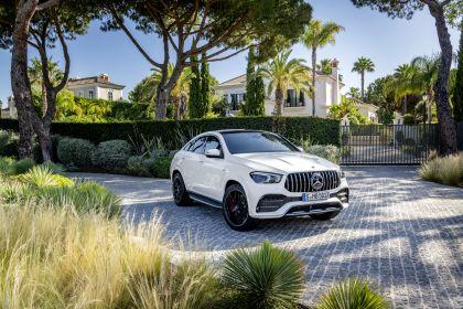 2020 Mercedes-AMG GLE 53 4Matic+ coupé - USA version 4
