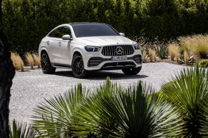 2020 Mercedes-AMG GLE 53 4Matic+ coupé - USA version 9