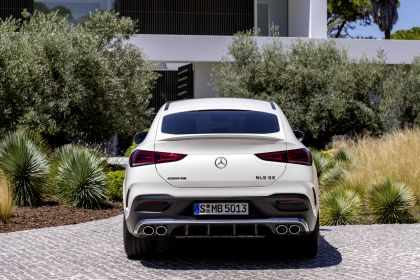 2020 Mercedes-AMG GLE 53 4Matic+ coupé - USA version 12