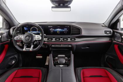 2020 Mercedes-AMG GLE 53 4Matic+ coupé - USA version 44