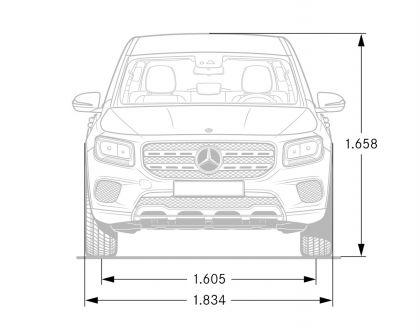 2020 Mercedes-AMG GLB 35 4Matic 139