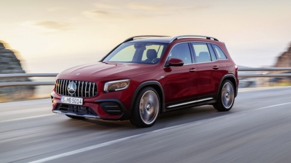 2020 Mercedes-AMG GLB 35 4Matic 9