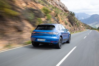 2020 Porsche Macan Turbo 104
