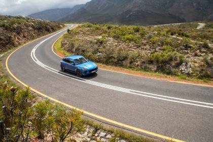 2020 Porsche Macan Turbo 107