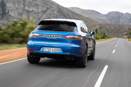 2020 Porsche Macan Turbo 114