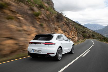 2020 Porsche Macan Turbo 172