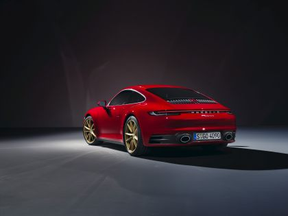 2019 Porsche 911 ( 992 ) Carrera 65