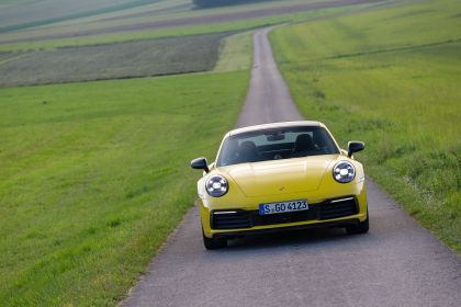 2019 Porsche 911 ( 992 ) Carrera 106