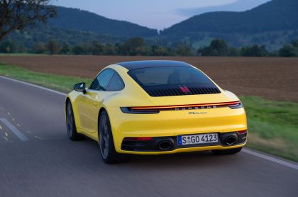 2019 Porsche 911 ( 992 ) Carrera 107