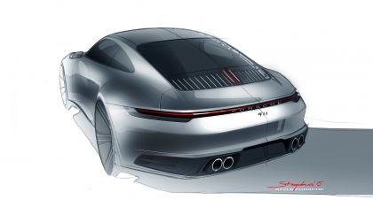 2019 Porsche 911 ( 992 ) Carrera 131