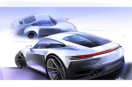 2019 Porsche 911 ( 992 ) Carrera 135
