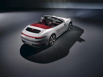 2019 Porsche 911 ( 992 ) Carrera cabriolet 4