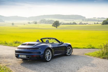 2019 Porsche 911 ( 992 ) Carrera cabriolet 15