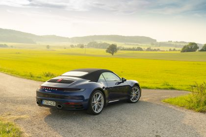 2019 Porsche 911 ( 992 ) Carrera cabriolet 18