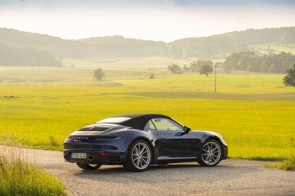 2019 Porsche 911 ( 992 ) Carrera cabriolet 19