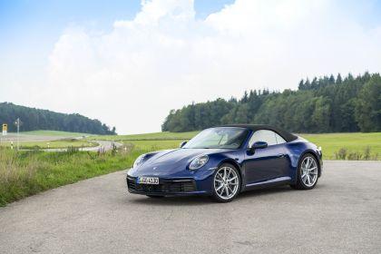 2019 Porsche 911 ( 992 ) Carrera cabriolet 23