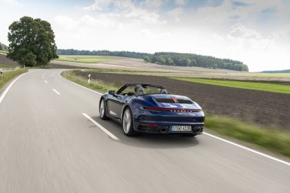 2019 Porsche 911 ( 992 ) Carrera cabriolet 31