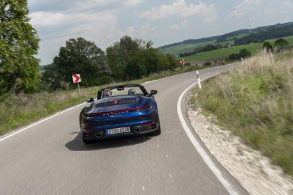 2019 Porsche 911 ( 992 ) Carrera cabriolet 34