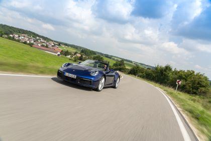 2019 Porsche 911 ( 992 ) Carrera cabriolet 38