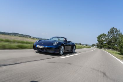 2019 Porsche 911 ( 992 ) Carrera cabriolet 46
