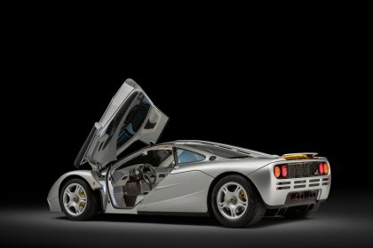 1993 McLaren F1 - #063 restored by MSO in 2019 3